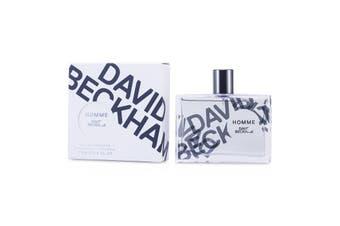 David Beckham Homme EDT Spray 75ml/2.5oz
