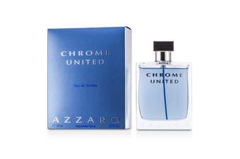 Loris Azzaro Chrome United EDT Spray 100ml/3.4oz