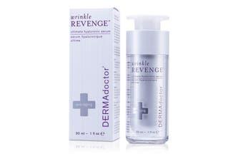 DERMAdoctor Wrinkle Revenge Ultimate Hyaluronic Serum 30ml/1oz