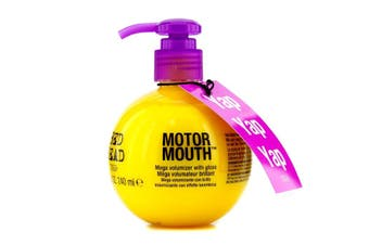 Tigi Bed Head Motor Mouth Mega Volumizer with Gloss 240ml/8oz