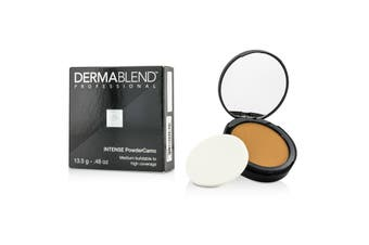 Dermablend Intense Powder Camo Compact Foundation (Medium Buildable to High Coverage) - # Suede 13.5g/0.48oz