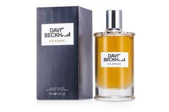 David Beckham Classic EDT Spray 90ml/3oz