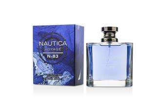 Nautica Voyage N-83 EDT Spray 100ml/3.4oz
