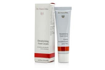 Dr. Hauschka Deodorizing Foot Cream 30ml/1oz