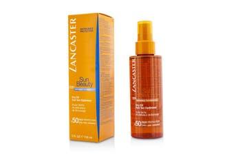 Lancaster Sun Beauty Dry Oil Fast Tan Optimizer SPF50 150ml/5oz