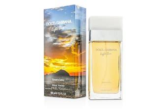 Dolce & Gabbana Light Blue Sunset In Salina EDT Spray (Limited Edtion) 100ml/3.3oz