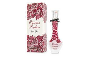 Christina Aguilera Red Sin EDP Spray 30ml/1oz