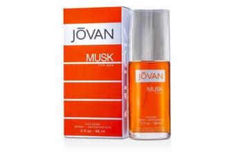 Jovan Musk Cologne Spray 88ml/3oz
