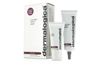 Dermalogica Age Smart Set: Overnight Retinol Repair 30ml + Buffer Cream 15ml 2pcs