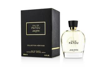 Jean Patou Collection Heritage Eau De Patou EDT Spray 100ml/3.3oz