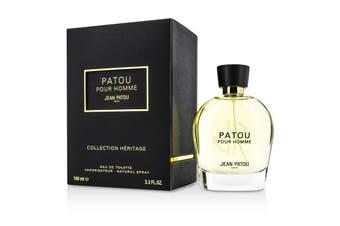 Jean Patou Collection Heritage Pour Homme EDT Spray 100ml/3.3oz