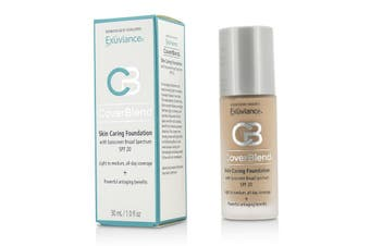 Exuviance CoverBlend Skin Caring Foundation SPF20 - # Neutral Beige 30ml/1oz