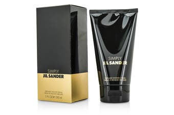 Jil Sander Simply Perfumed Shower Cream 150ml/5oz