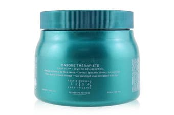 Kerastase Resistance Masque Therapiste Fiber Quality Renewal Masque (For Very Damaged  Over-Processed Thick Hair) 500ml/16.9oz