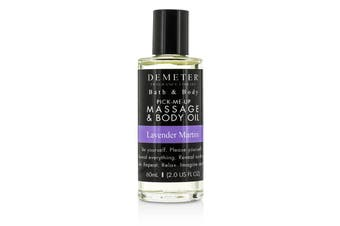 Demeter Lavender Martini Massage & Body Oil 60ml/2oz