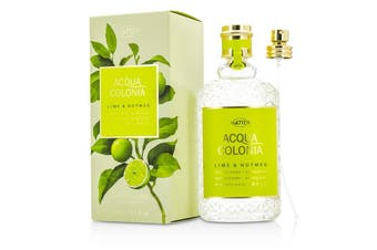 4711 Acqua Colonia Lime & Nutmeg EDC Spray 170ml/5.7oz
