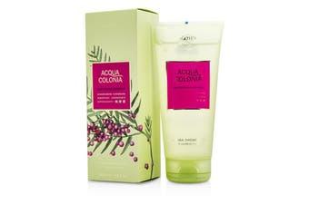4711 Acqua Colonia Pink Pepper & Grapefruit Aroma Shower Gel 200ml/6.8oz