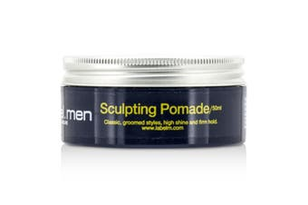 Label.M Men's Sculpting Pomade (Classic  Groomed Styles  High Shine and Firm Hold) 50ml/1.7oz
