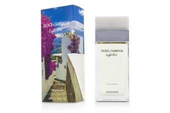 Dolce & Gabbana Light Blue Escape To Panarea EDT Spray (Limited Edition) 100ml/3.3oz