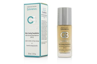 Exuviance CoverBlend Skin Caring Foundation SPF20 - # Classic Beige 30ml/1oz