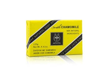 Apivita Natural Soap With Chamomile 125g/4.41oz