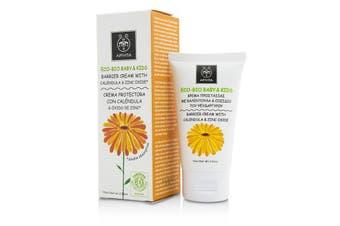 Apivita Eco-Bio Baby & Kids Barrier Cream With Calendula & Zinc Oxide 75ml/2.82oz