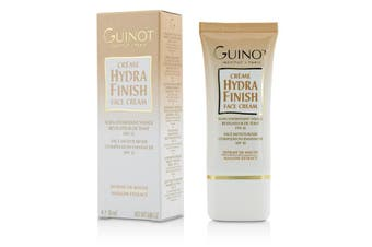 Guinot Creme Hydra Finish Face Moisturiser Complexion Enhancer SPF15 30ml/0.88oz