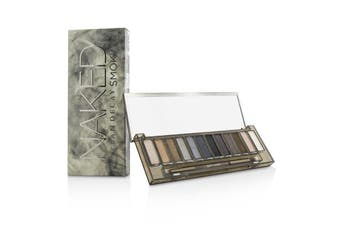 Urban Decay Naked Smoky Eyeshadow Palette (12x Eyeshadow  1x Doubled Ended Smoky Smudger/Tapered Crease Brush)