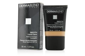Dermablend Smooth Liquid Camo Foundation SPF 25 (Medium Coverage) - Honey Beige (50C) 30ml/1oz