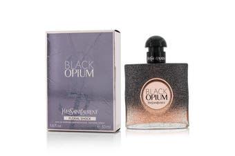 Yves Saint Laurent Black Opium Floral Shock EDP Spray 50ml/1.6oz