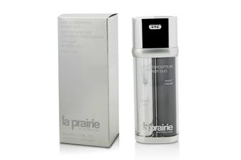 La Prairie Line Interception Power Duo - Day Cream SPF30 PA+++ & Night Cream 2x25ml/0.85oz