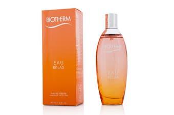 Biotherm Eau Relax EDT Spray 100ml/3.38oz