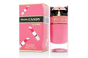 Prada Candy Gloss EDT Spray 50ml/1.7oz