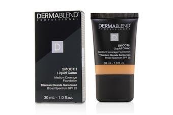 Dermablend Smooth Liquid Camo Foundation SPF 25 (Medium Coverage) - Copper (55W) 30ml/1oz