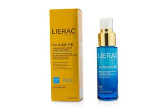 Lierac Sunissime Global Anti-Aging SOS Repairing Serum For Face & Decollete 30ml/1.01oz