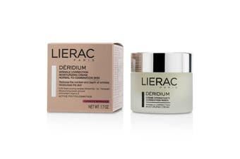 Lierac Deridium Wrinkle Correction Moisturizing Cream (For Normal To Combination Skin) 50ml/1.7oz