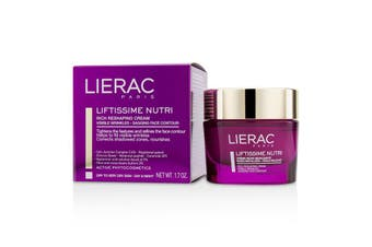 Lierac Liftissime Nutri Rich Reshaping Cream (For Dry To Very Dry Skin) 50ml/1.7oz