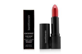 BareMinerals Statement Luxe Shine Lipstick - # Flash 3.5g/0.12oz