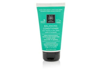 Apivita Balancing Conditioner with Nettle & Propolis (Oily Roots & Dry Ends) 150ml/5.29oz