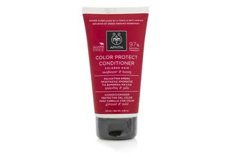 Apivita Color Protect Conditioner with Sunflower & Honey (For Colored Hair) 150ml/4.85oz