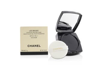 Chanel Les Beiges Healthy Glow Gel Touch Foundation SPF 25 - # N22 Rose 11g/0.38oz