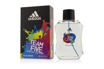 Adidas Team Five EDT Spray (Special Edition) 100ml/3.4oz