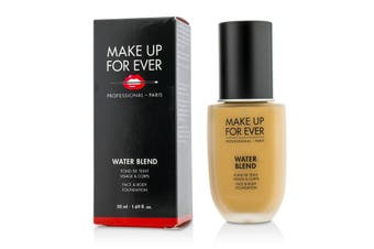 Makeup For Ever Water Blend Face & Body Foundation - # Y405 (Golden Honey) 50ml/1.69oz