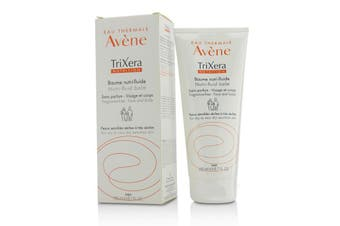Avene TriXera Nutrition Nutri-Fluid Face & Body Balm - For Dry to Very Dry Sensitive Skin 200ml/6.7oz