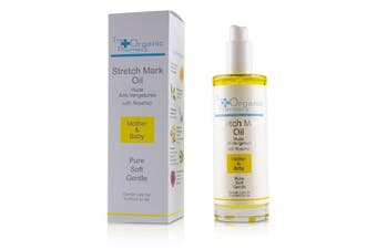 The Organic Pharmacy Stretch Mark Oil - For Mothers & Mothers-to-be 100ml/3.3oz