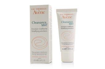 Avene Cleanance Mat Mattifying Emulsion - For Oily  Blemish-Prone Skin 40ml/1.35oz