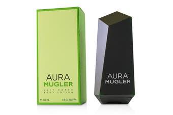 Thierry Mugler (Mugler) Aura Body Lotion 200ml/6.8oz