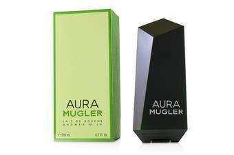 Thierry Mugler (Mugler) Aura Shower Milk 200ml/6.7oz