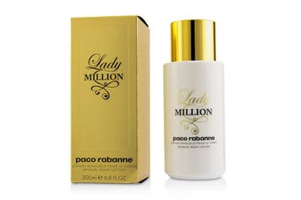 Paco Rabanne Lady Million Sensual Body Lotion 200ml/6.8oz