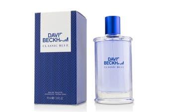 David Beckham Classic Blue EDT Spray 90ml/3oz